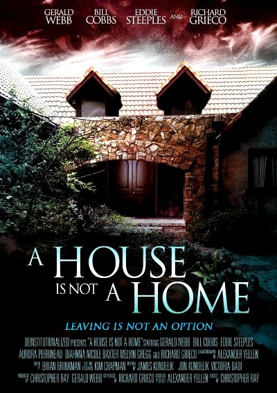 A House Is Not a Home (2015) Poster