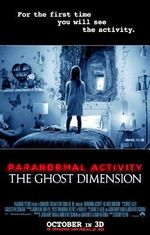 Paranormal Activity: Dimensión fantasma (2015)