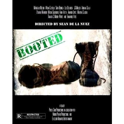 Booted (2015) Poster
