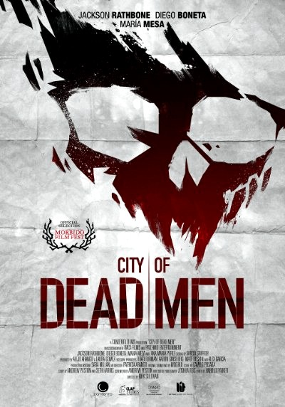 City of Dead Men (2015) Poster