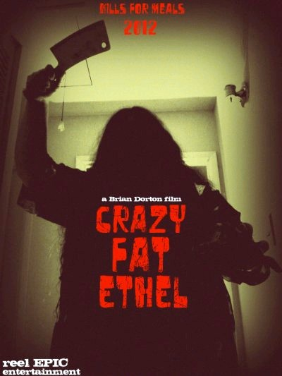 Crazy Fat Ethel (2015) Poster