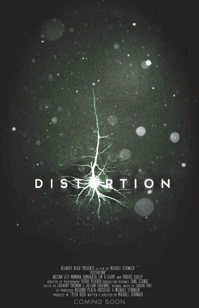 Distortion (2015) Poster