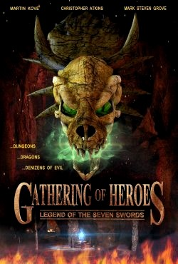 Gathering of Heroes Legend of the Seven Swords (2015)