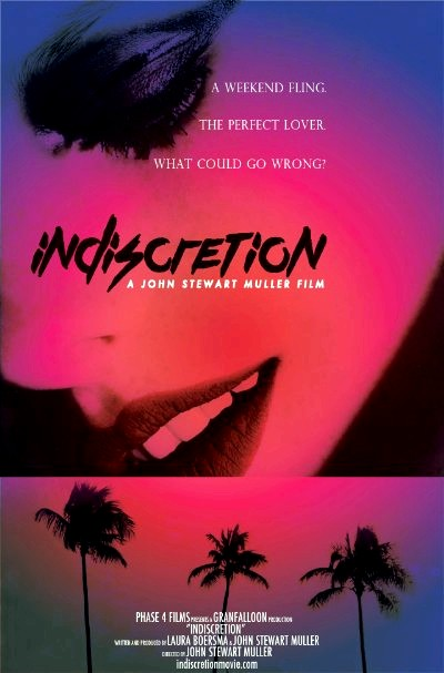 Indiscretion (2015) Poster