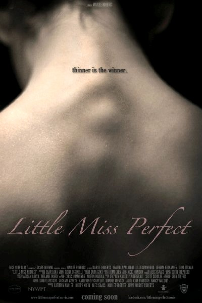 Little Miss Perfect (2015) Poster