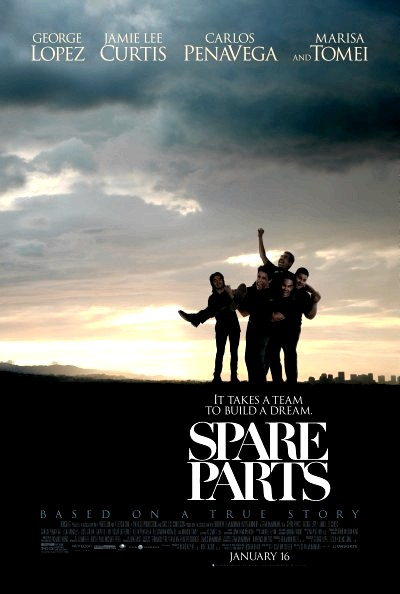 Spare Parts (2015) Poster