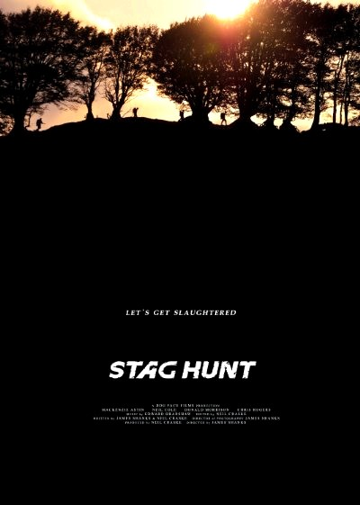 Stag Hunt (2015) Poster