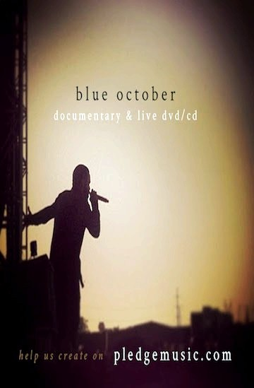 The Blue October Documentary (2015) Poster