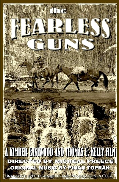 The Fearless Guns (2015) Poster