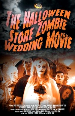 The Halloween Store Zombie Wedding Movie (2015)