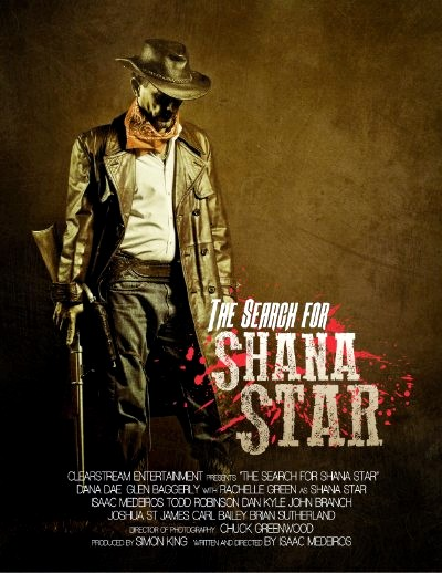 The Search for Shana Star (2015) Poster