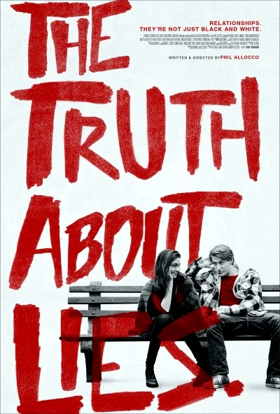 The Truth About Lies (2015) Poster