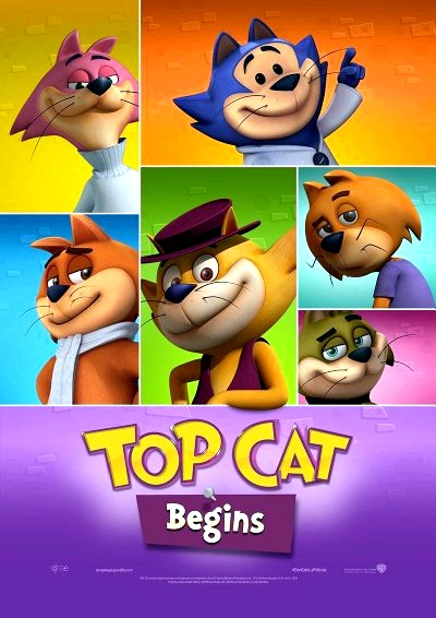 Empieza Top Cat