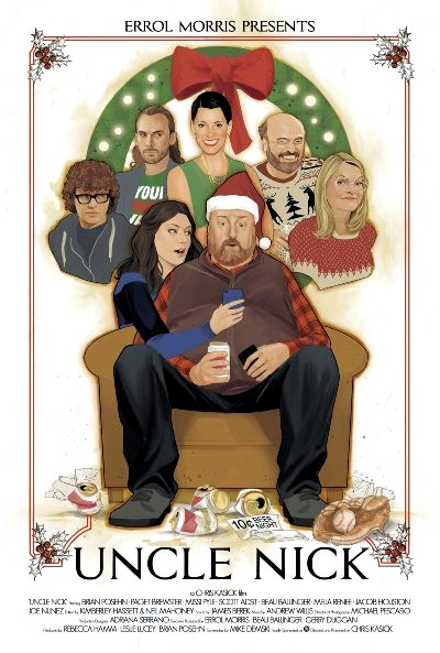 Uncle Nick (2015) Poster