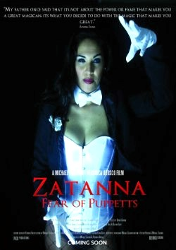 Zatanna Fear of Puppetts (2015)